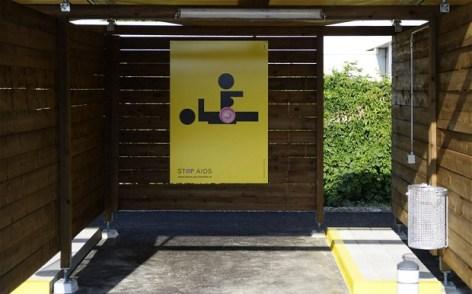 Instalan cabinas para sexo casual en vía pública en Suiza