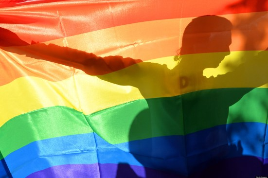 UKRAINE-SOCIAL-GAY-PARADE-PROTEST