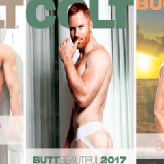 Hombres deliciosos para 2017