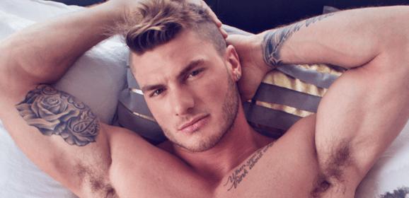 ¿Te gusta el nuevo modelo exclusivo de Men.com?