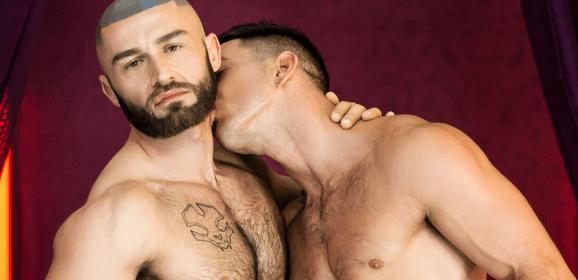 Francois Sagat de regreso a la escena porno gay