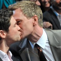 Actores gay que llevan una vida feliz sin tanta publicidad
