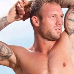 Actor porno gay recibió disparo y ahora tiene medio cuerpo paralizado