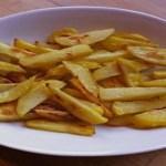 """Como fazer """"batata frita"""" crocante sem nenhuma gota de óleo"""
