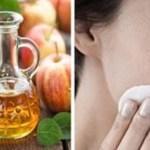 Limpeza facial com vinagre de maçã, resultados incríveis!