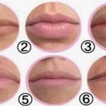 O que o formato dos seus lábios dizem sobre você, Veja!