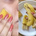 6 usos sensacionais da casca de banana