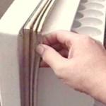 Como limpar e eliminar o mofo da borracha da geladeira