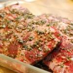 Maneiras deliciosas de marinar carnes.