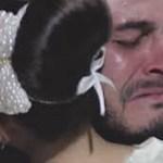 Noivo diz que ama outra mulher na cerimônia do seu casamento