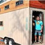 Estudante faz a sua própria casa para não gastar em aluguel mede 14m e é incrível