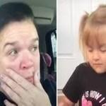 Menina de 5 anos chega em casa do colégio falando algo que obriga a avó a agir