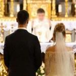 Noiva lê traições do noivo em pleno altar