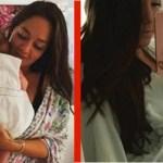 Mãe dá à luz seu primeiro bebê – Ao retornar do hospital, ela descobre que sua gravidez não terminou ainda …
