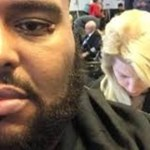 Mulher faz comentário racista a um negro no aeroporto – a sua resposta é brilhante