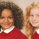 Gêmeas que nasceram com cores de pele diferentes cresceram e já são adultas