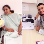 Médico fica comovido com humildade de mulher prestes a dar à luz pela primeira vez