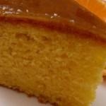 Receita de bolo molhado de laranja