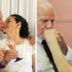 """Casal de idosos conheceram-se pelas redes sociais: """"mandei um like e ele mandou de volta"""""""