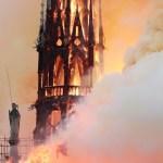 Catástrofe após o incêndio da Catedral Notre-Dame de Paris