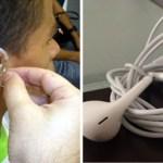 Estudante dorme com fones e acorda surdo de um ouvido