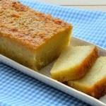 Veja a receita deliciosa do bolo de mandioca com leite condensado e coco