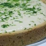 Aprenda a preparar uma torta mousse de limão maravilhosa