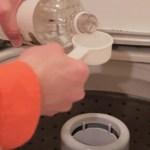 Motivos porque deve usar vinagre na máquina de lavar roupa