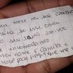 Por meio de um bilhete, mulher salva passageira que sofria assédio em ônibus
