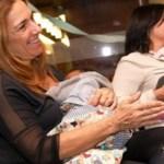 Voluntários levam carinho e afeto para bebês abandonados