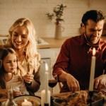 Um dia entenderemos que jantar com nossa família é uma das melhores coisas da vida