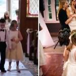 Professora de educação especial inclui toda a turma em sua cerimônia de casamento