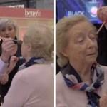 Marido de 83 anos aprende a maquiar a esposa após ela começar a perder a visão