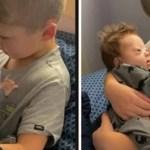 Este menino de 6 anos canta para irmãozinho com Síndrome de Down