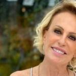 Apresentadora Ana Maria Braga revela que iniciou tratamento contra câncer no pulmão