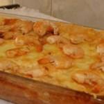 Fricassê de camarão uma refeição deliciosa e prática