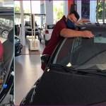 Ator Babu Santana recebe carro prometido por concessionária durante BBB20
