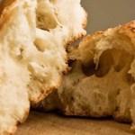 Receita de pão caseiro no micro-ondas