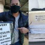 Servidor público cria 'delivery de currículos' e ajuda desempregados durante pandemia
