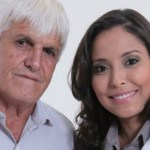 Gari viúvo cria filha sozinho e agora ela é uma médica
