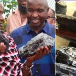 Homem descobre pedras preciosas raras: fica milionário e as usa para construir escola