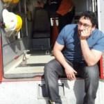 Médico é apedrejado por familiares de vítima de Covid-19