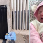 """Mãe abandona a filha recém-nascida e deixa um bilhete comovente: """"Não quero que ela viva o inferno que estou a viver"""""""