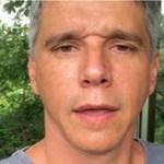 Marcio Garcia pede oração ao seu pai que está internado em estado grave com Covid-19