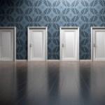 Teste de personalidade: Escolha uma porta, e ela revelará seu pior medo.