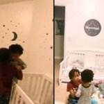 Menino de 10 anos consola o irmão mais novo às 3 da manhã sem acordar a mãe: ele queria deixá-la descansar