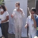 Apresentador Sílvio Santos é vacinado contra Covid-19 em SP