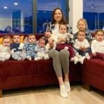 Mulher quer 100 filhos para ter maior família do mundo e usa barrigas de aluguel
