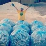 Este menino de 11 anos dirige uma empresa de reciclagem de sucesso e ajuda o meio ambiente