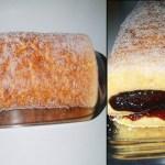 Receita de torta caseira